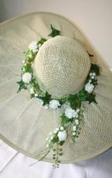 Hut für Sommerhochzeit Sommerhut
