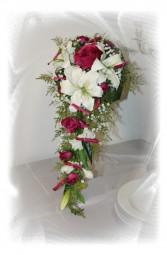 Brautstrauss Lilientropfen