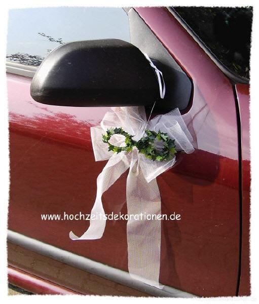 Schleife Tuell Mit Ringen Hochzeitsdekorationen