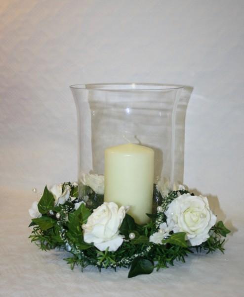 Hochzeitsdeko windlicht