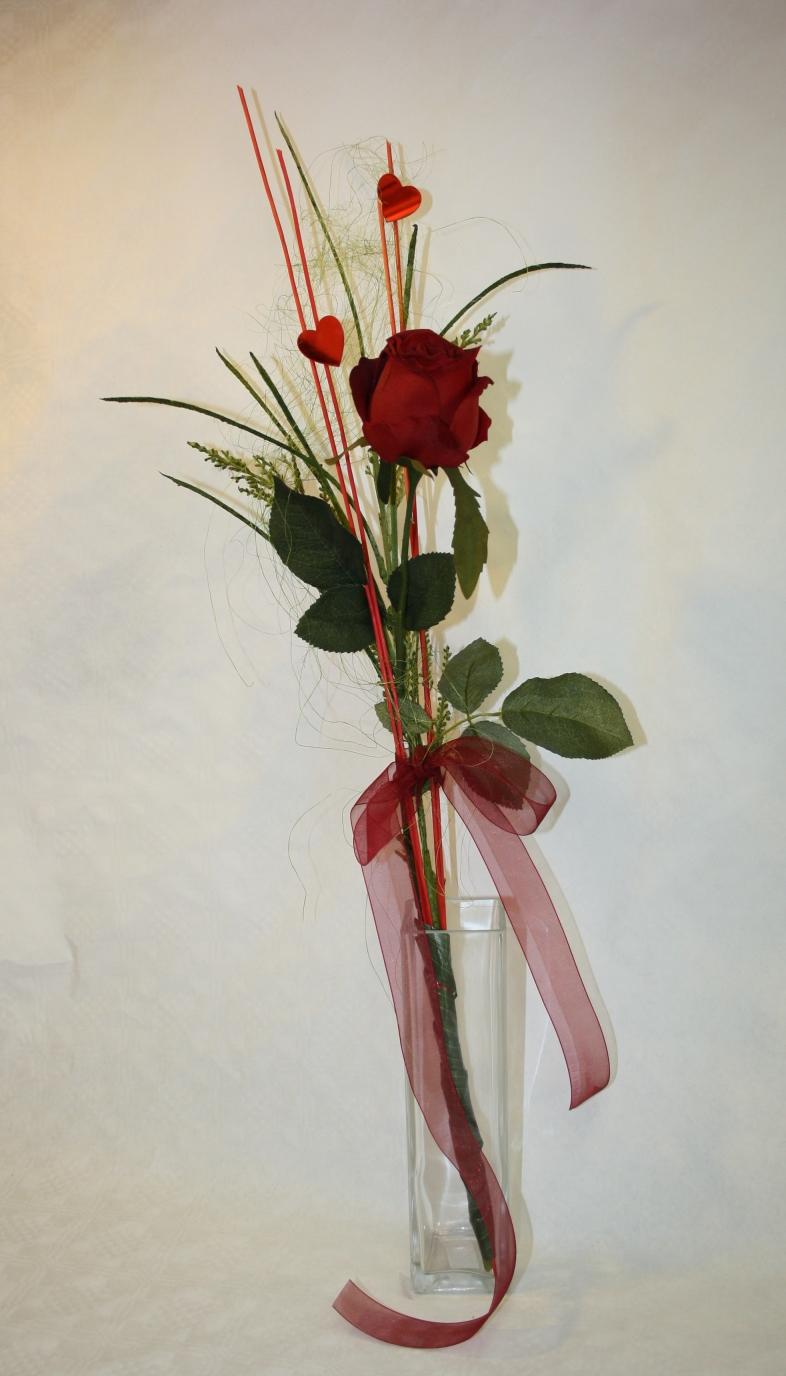 geschenk rote rose hochzeitsdekorationen. Black Bedroom Furniture Sets. Home Design Ideas