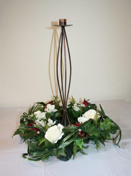 Kranz Kerzenleuchter Hochzeit