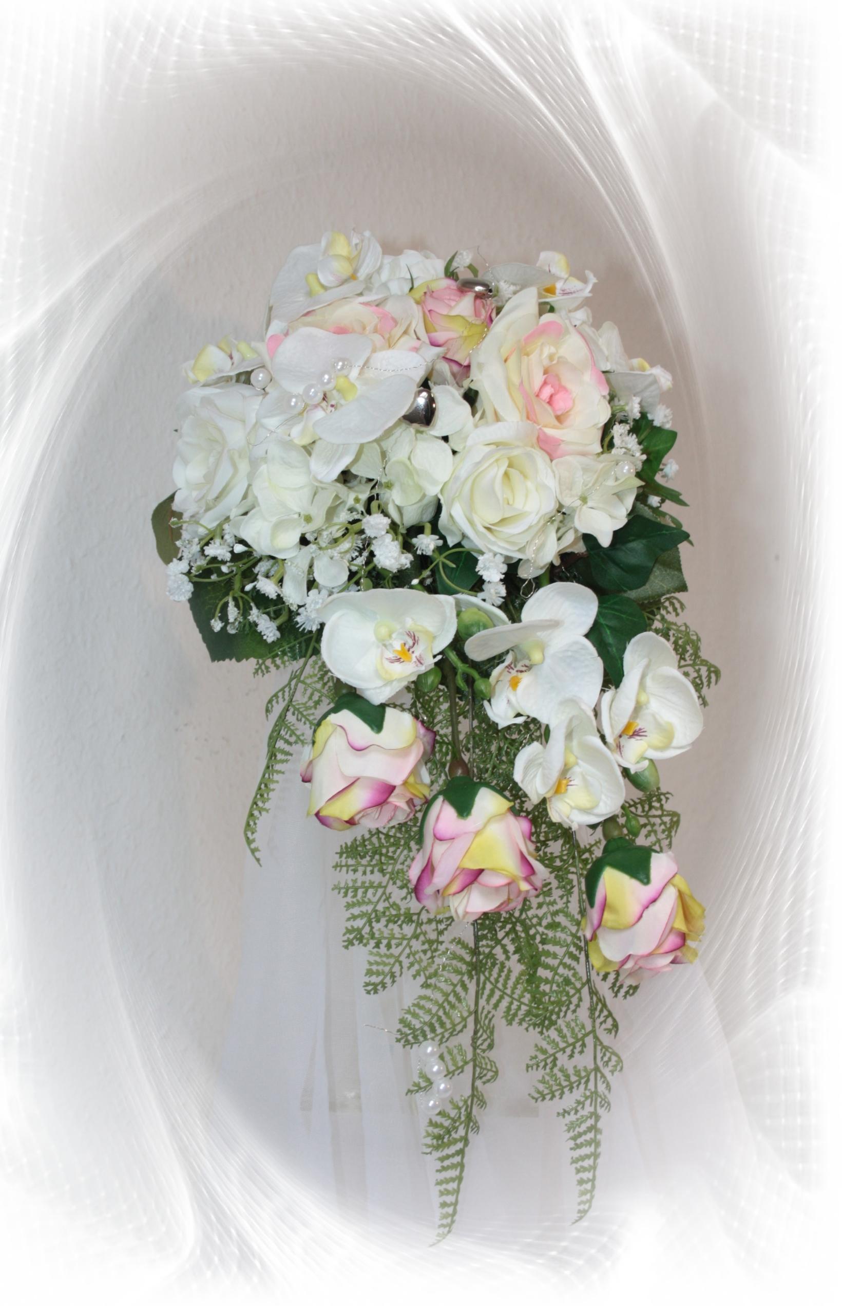 Kleiner Brautstrauss Orchideen Hochzeitsdekorationen