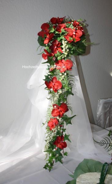 Brautstrauss Orchideentraum 1