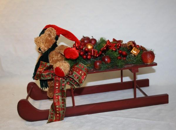 Schlitten weihnachten