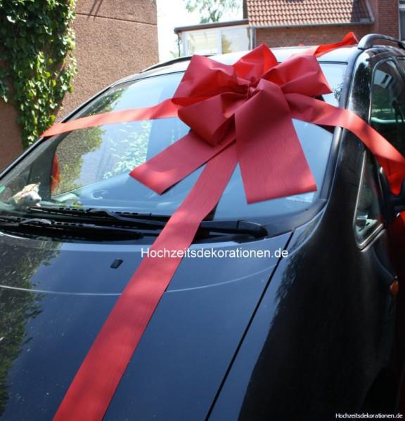 Geschenkschleife Auto