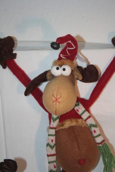 weihnachtsdeko elch