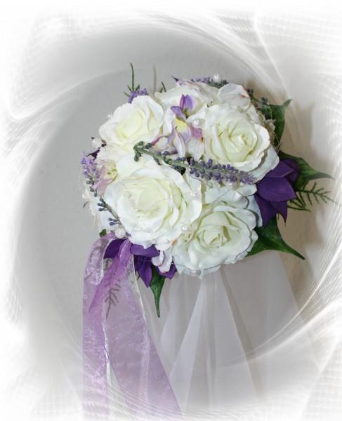 Brautstrauss Sommerhochzeit