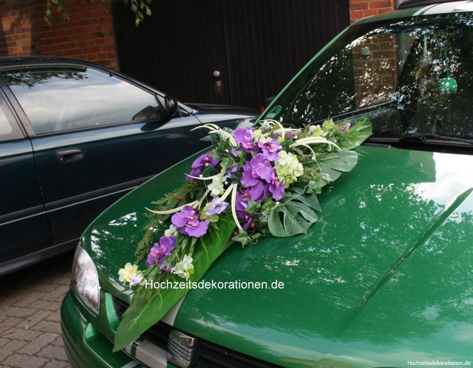 Autogsteck Orchideen Hochzeit Hochzeitsdekorationen