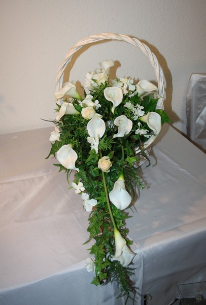 Callakorb Hochzeit