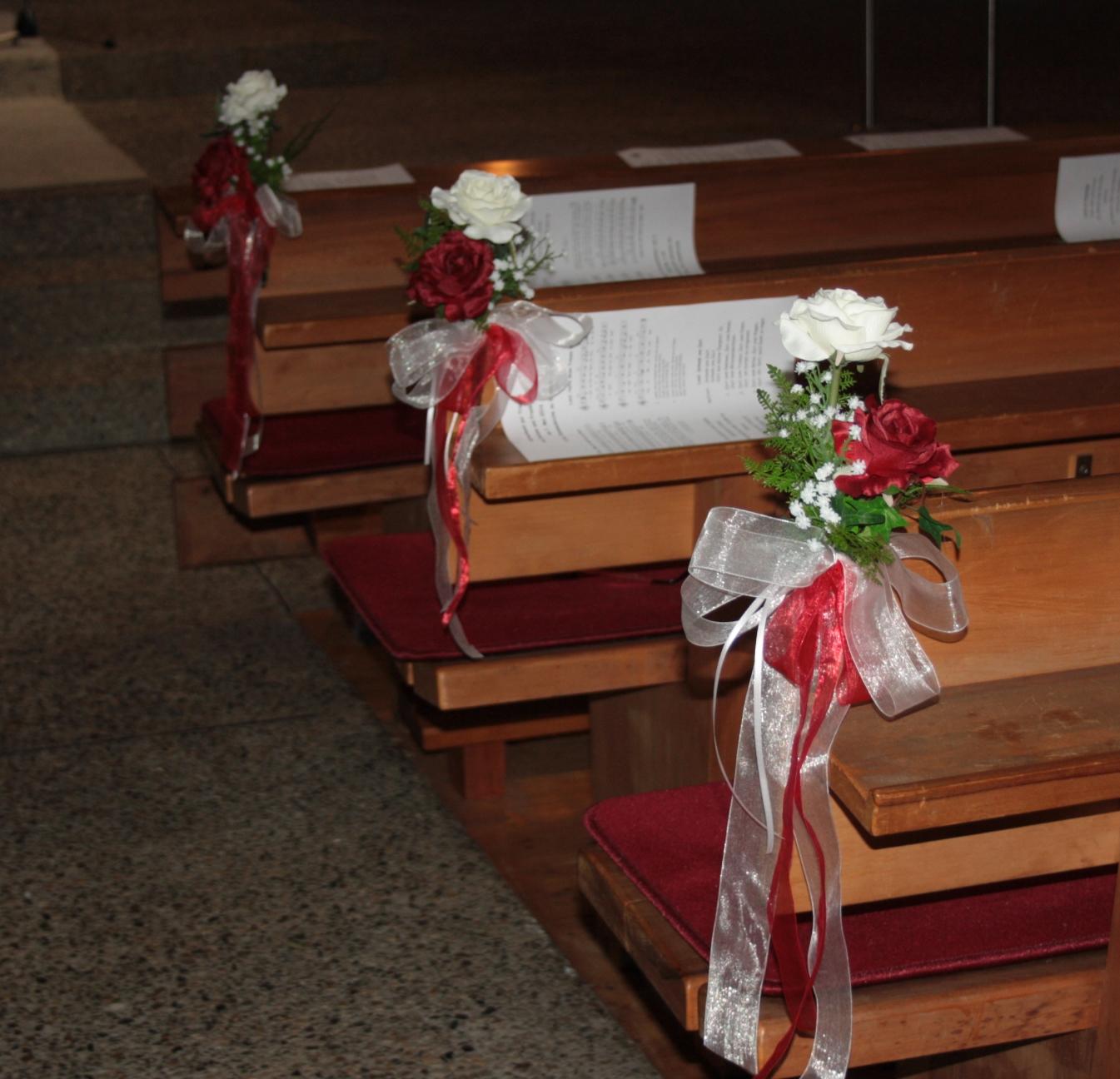 Dekorationen Für Kirche Blumen Hochzeitsdekorationen