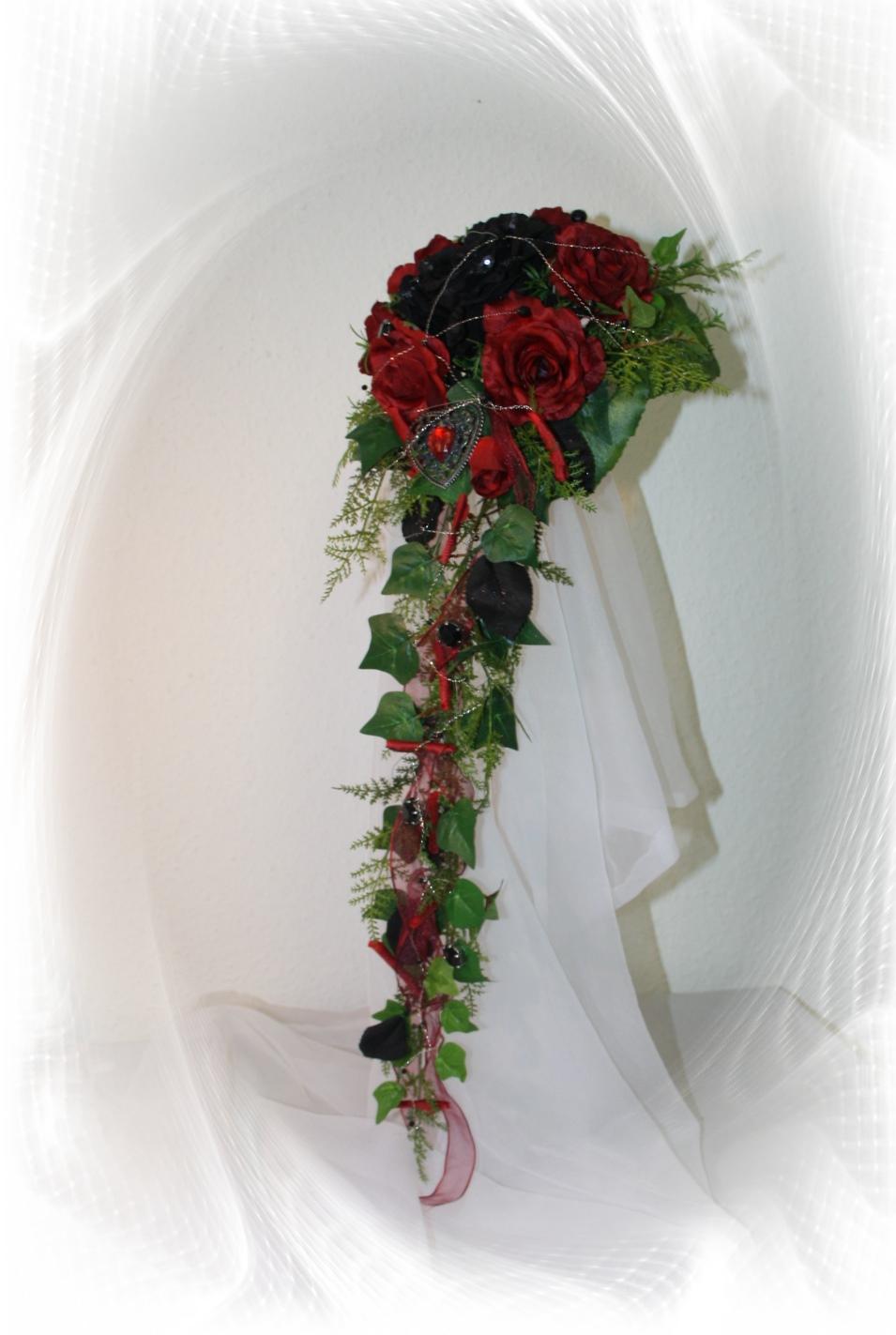 Brautstrauss Gothic Lang Hochzeitsdekorationen