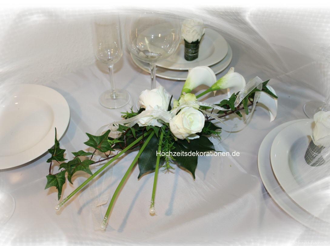 Calla Gesteck Modern Hochzeitsdekorationen