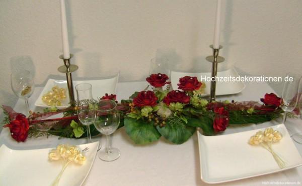 Tischdeko 60 80 Personen Hochzeitsdekorationen