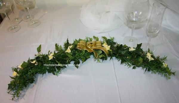 Platzranke goldene Hochzeit