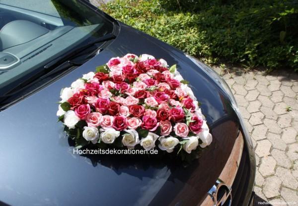 Autoherz rosengarten