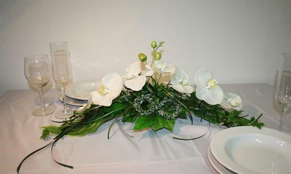 Paargesteck Hochzeit Orchidee