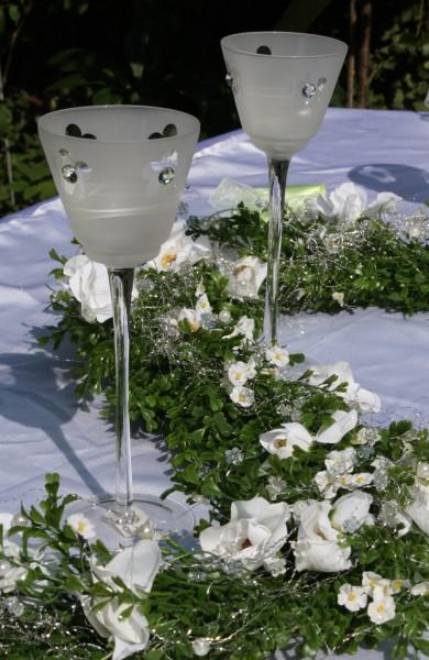 Girlande Buchsbaum Hochzeit