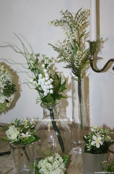 Vasenstruss hochzeit