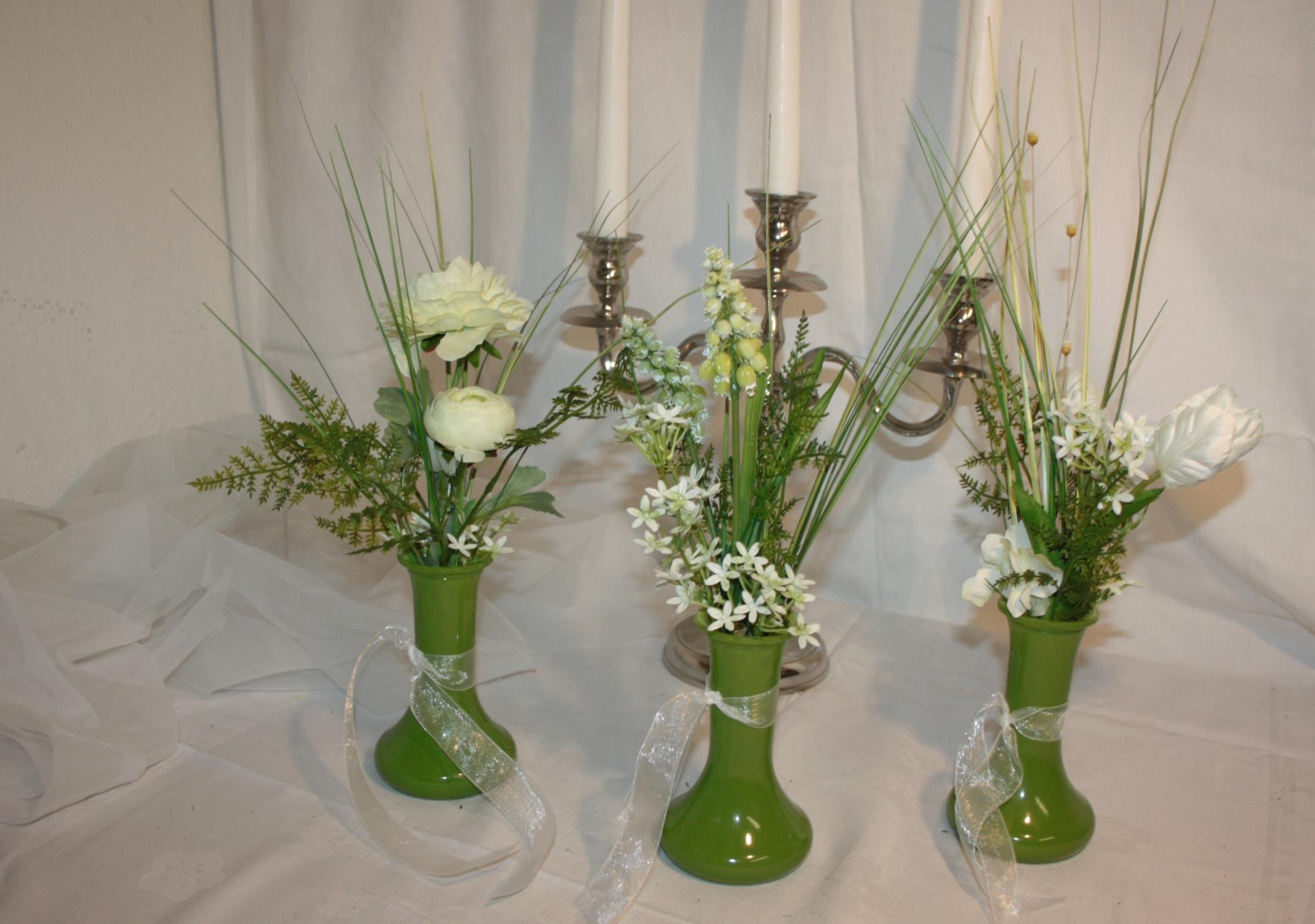 Sommerdeko Kleine Vase Hochzeitsdekorationen